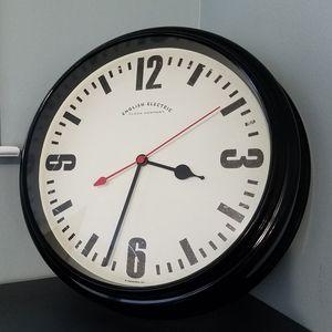 Restoration Hardware Clock